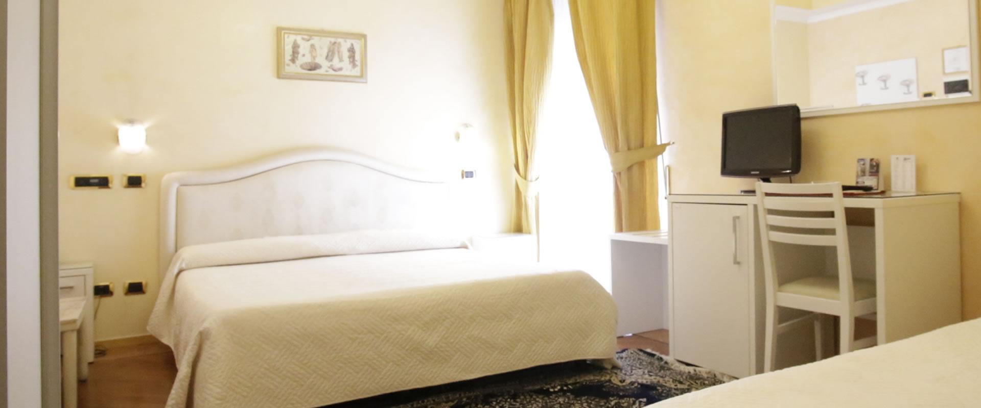 Camera matrimoniale con terrazza Hotel Vienna Ostenda