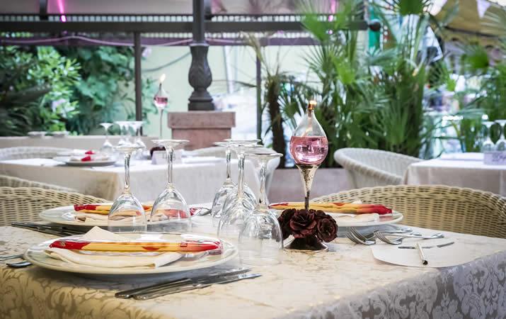 Eleganza e raffinatezza ristorante