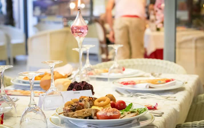 Pranzo ristorante a Rimini